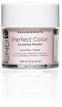 CND™ Perfect Color Powder - Pure Pink
