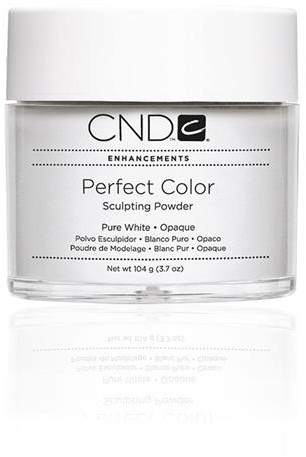 CND™ Perfect Color Powder - Pure White 104 gr