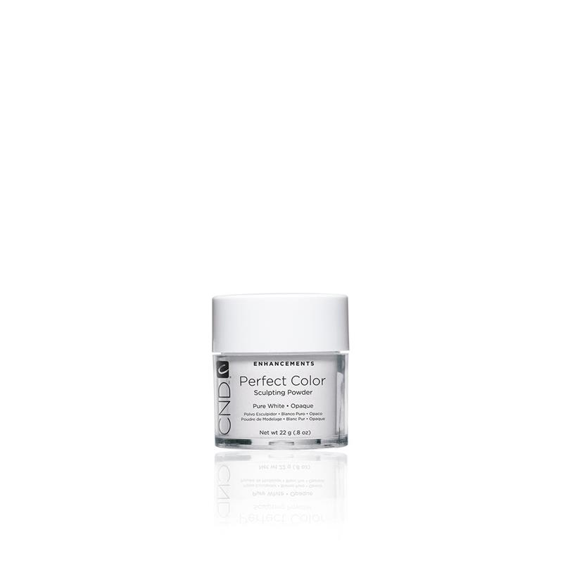 Afbeelding van CND Perfect Color Powder - Pure White