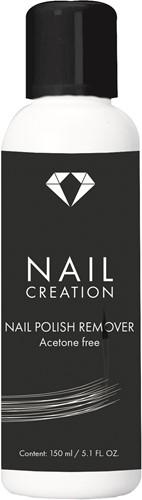 Nail Creation Nail Polish Remover Aceton Free