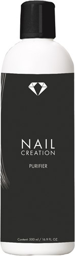 Nail Creation Nail Polish Remover Aceton Free 500 ml