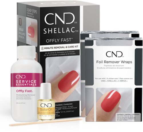CND™ Shellac™ Removal & Care Kit