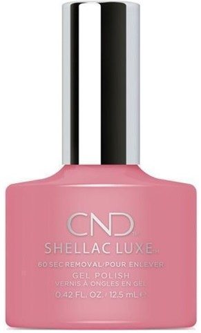 CND™ SHELLAC LUXE™ Rose Bud #266