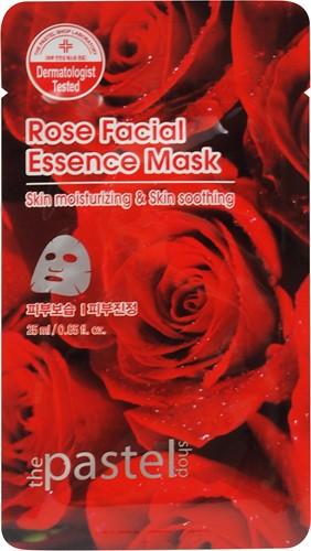 Rose Facial Essence Sheet - Doos 12stuks