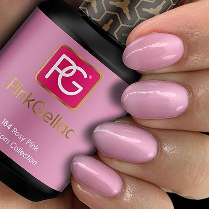Pink Gellac #184 Rosy Pink