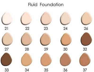GR - Satin Smoothing Fluid Foundation #22-2