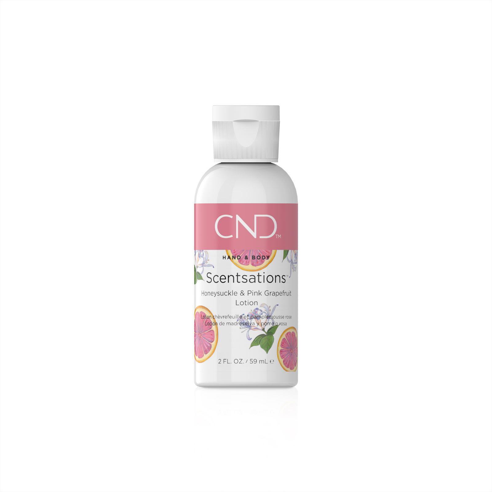 Afbeelding van CND ™ Scentsations Lotion - Honeysuckle & Pink Grapefruit 59 ml