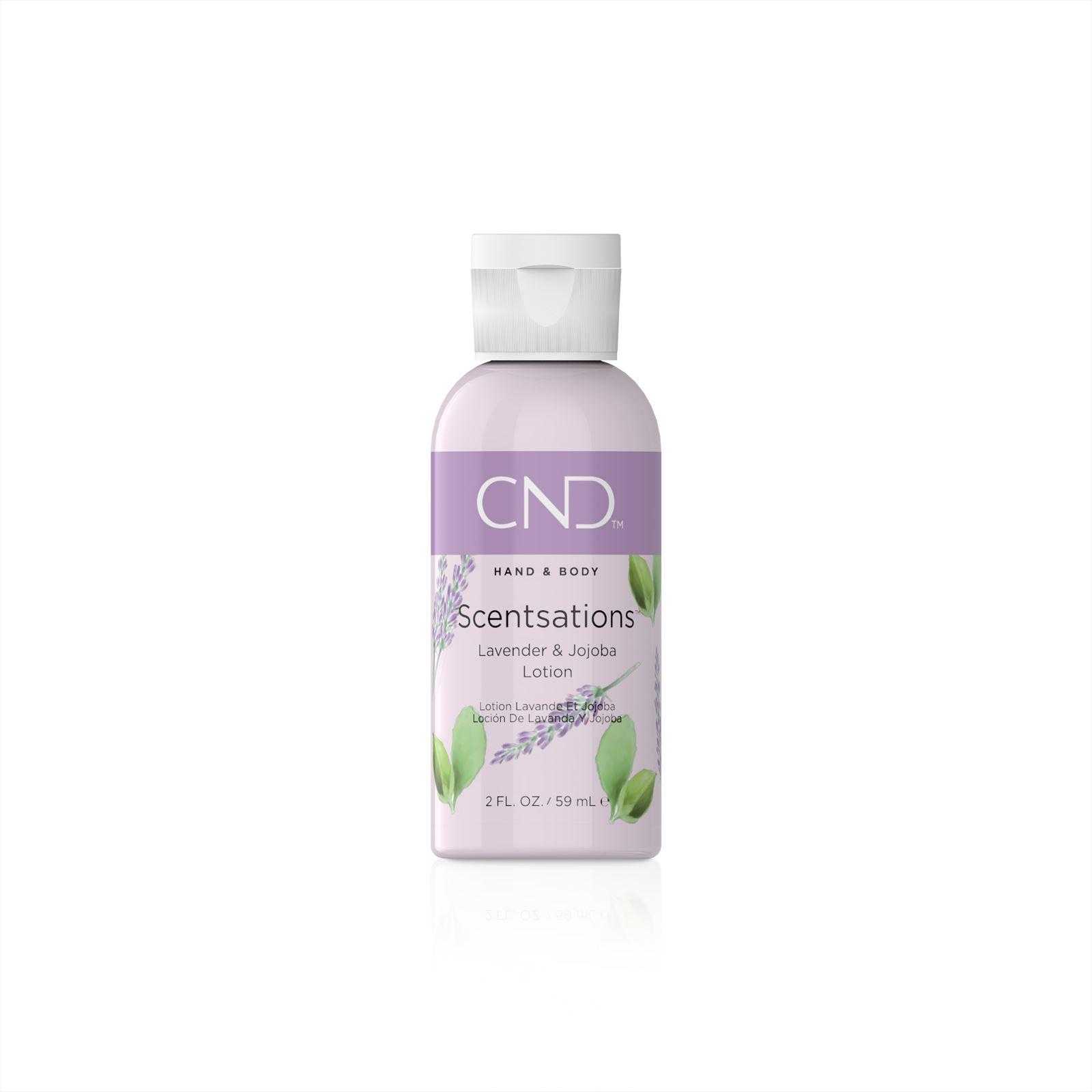 Afbeelding van CND ™ Scentsations Lotion - Lavender & Jojoba 59 ml