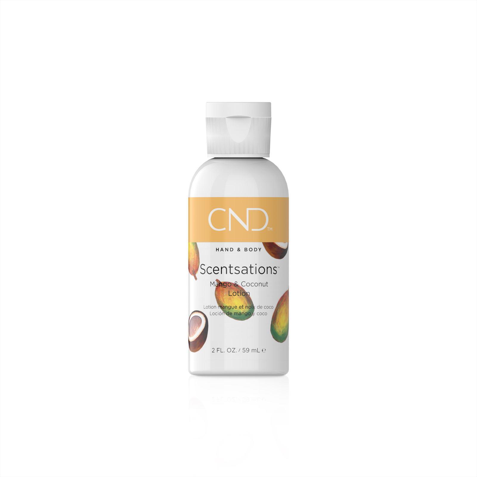 Afbeelding van CND ™ Scentsations Lotion - Mango & Coconut 59 ml