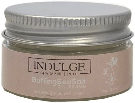 Indulge - BuffingSeaSalt scrub 40gr