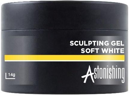 AST - Sculpting Gel Soft White 14gr