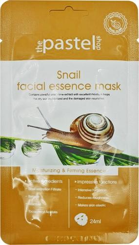 Snail Facial Essence Sheet  - Doos 12stuks