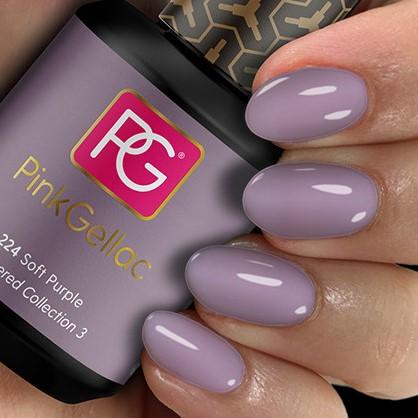 PG - Soft Purple #224