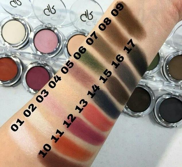 Afbeelding van GR - Soft Color Matte Eyeshadow