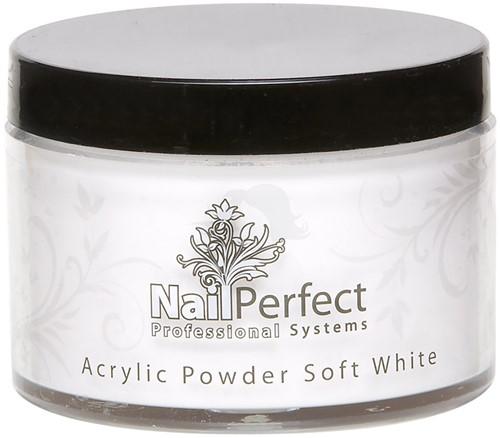 Nail Perfect Premium Poeder - Soft White 100 gr