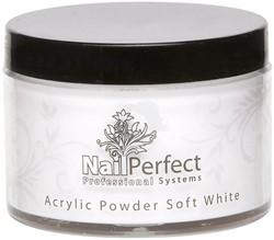 Nail Perfect Acryl Powder - Soft White