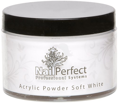 Nail Perfect Acryl Powder - Soft White