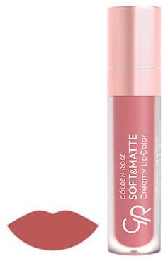GR - Soft & Matte Creamy Lipcolor #108