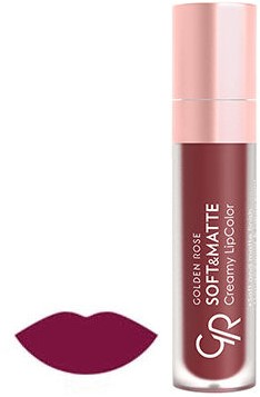 GR - Soft & Matte Creamy Lipcolor #117