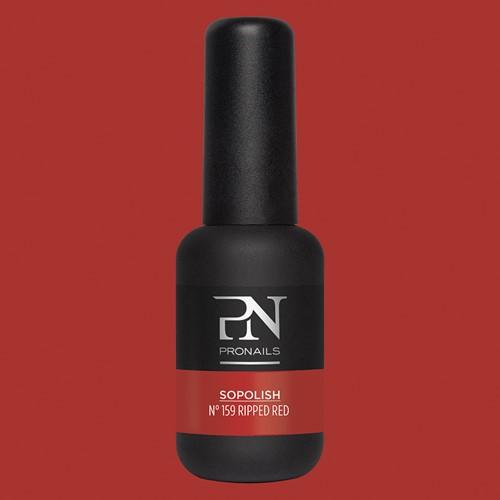 ProNails Sopolish #159 Ripped Red 8 ml