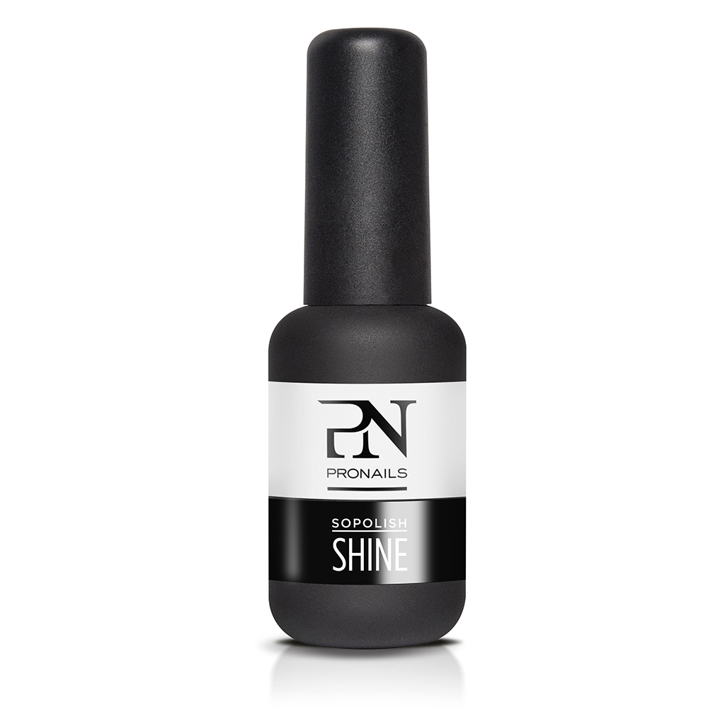 Afbeelding van ProNails Sopolish Shine Topcoat 8 ml