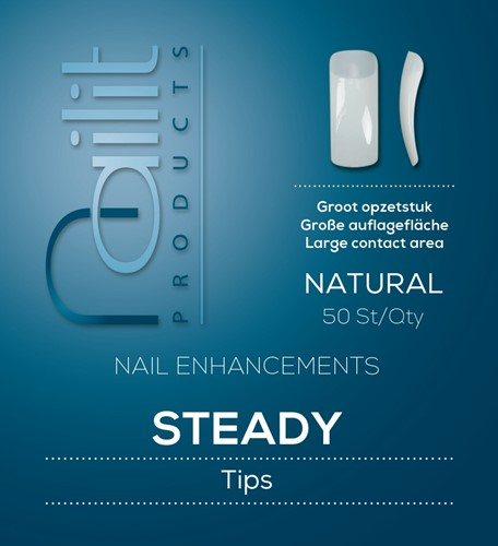 Refill Steady Natural 50st - #8