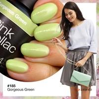 Pink Gellac Gorgeous Green