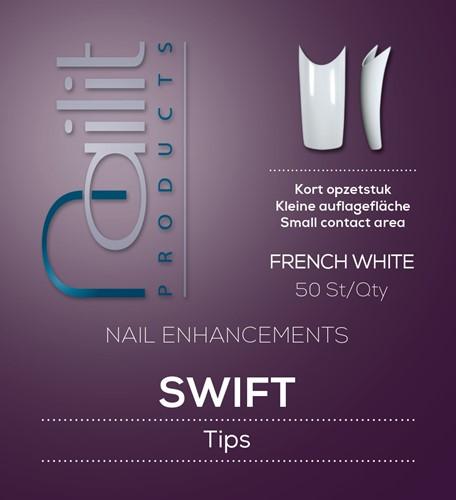Refill Swift White 50st - #8