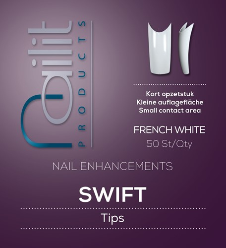 Refill Swift White 50st - #7