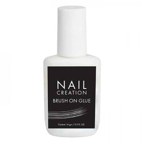 Nail Creation Brush on Glue 14 gm