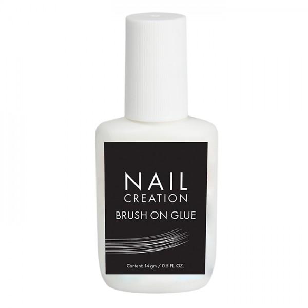Afbeelding van Nail Creation Brush on Glue 14 gm