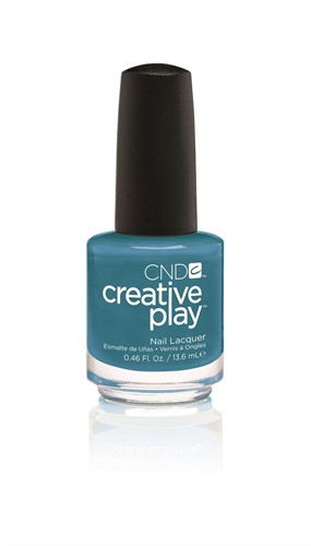 CND™ Creative Play Teal the wee hours
