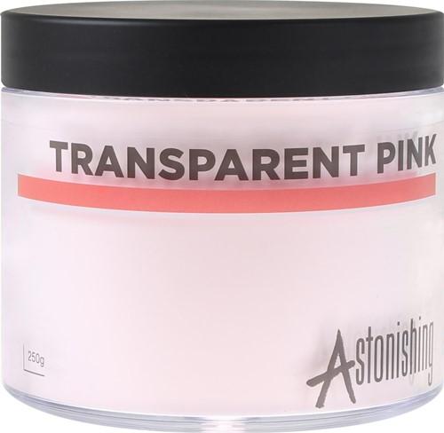 AST - Acryl Powder Tr. Pink 250gr
