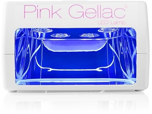 Pink Gellac Starter Set LED-3