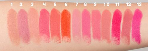 GR - Velvet Matte Lipstick #1-2