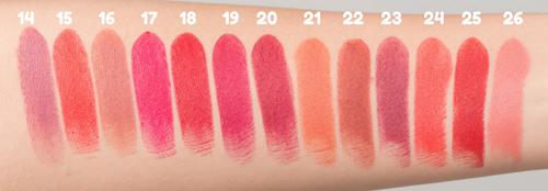 GR - Velvet Matte Lipstick #1-3