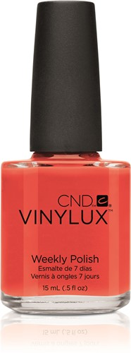 CND™ Vinylux™ Electric Orange #112