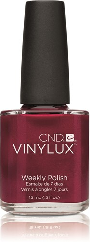 CND™ Vinylux™ Red Baroness #139