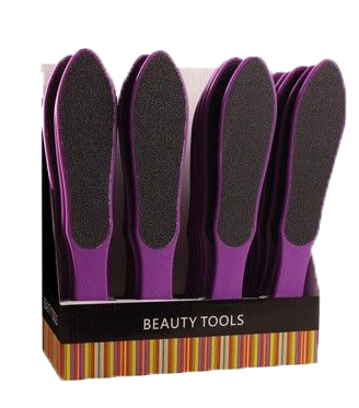 Afbeelding van Foot File Purple