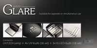 NailIt- UV/LED Glare lamp-3