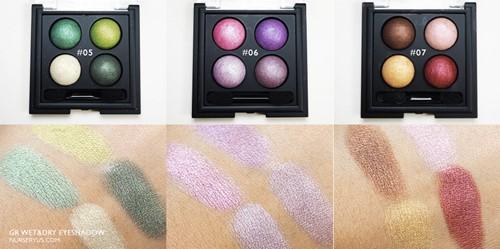 GR - Wet & Dry Eyeshadow #5-2