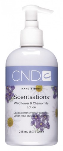 CND™ Scentsations Lotion - Wildflower & Chamomile  245 ml