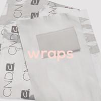 Gellak verwijderen met wraps