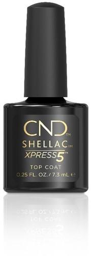 CND™ Shellac XPRESS5 topcoat 7,3 ml